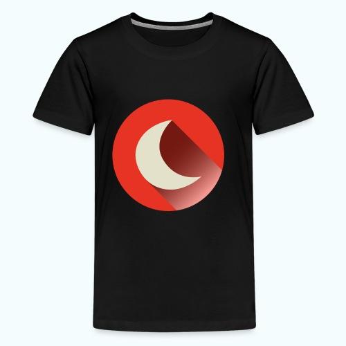 crescent - Teenage Premium T-Shirt