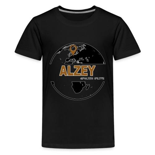 Globus Alzey - Teenager Premium T-Shirt