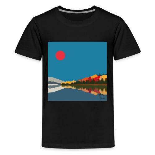 quebec - T-shirt Premium Ado