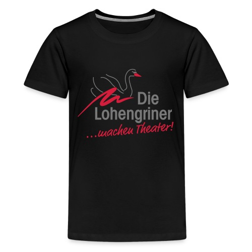 Lohengriner.de - Teenager Premium T-Shirt