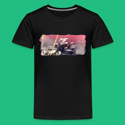 tireur couche - T-shirt Premium Ado