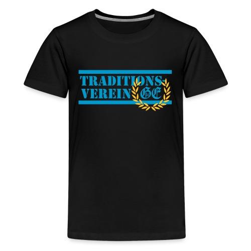 Traditionsverein - Teenager Premium T-Shirt