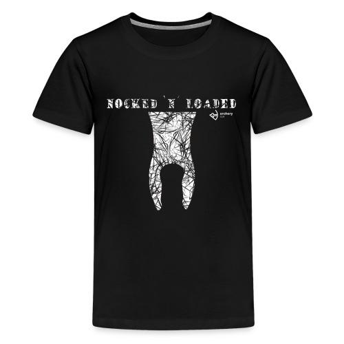 Nocked `n´ Loaded - Teenager Premium T-Shirt