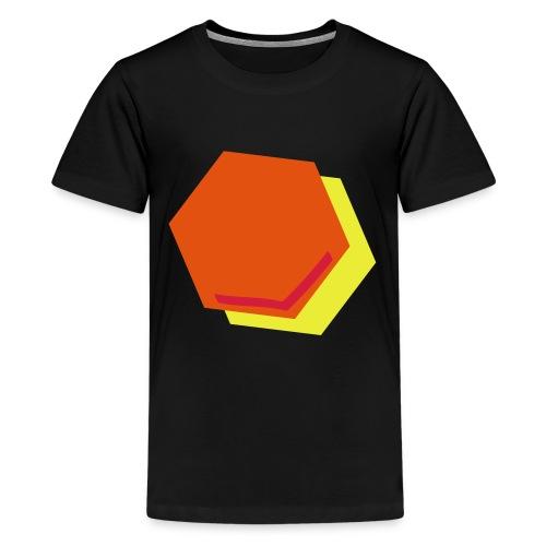 detail2 - Teenager Premium T-shirt