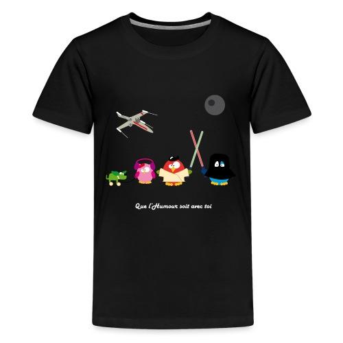 Star Ouarz - T-shirt Premium Ado