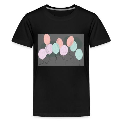 Le bal des ballons - T-shirt Premium Ado
