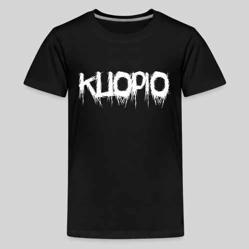 Kuopio - Teinien premium t-paita