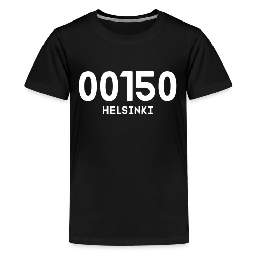 00150 HELSINKI - Teinien premium t-paita