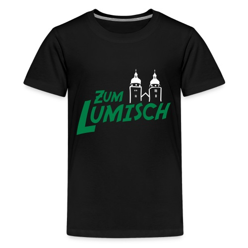 Zum Lumisch - Teenager Premium T-Shirt