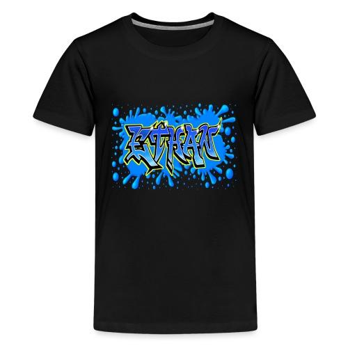 Graffiti ETHAN - T-shirt Premium Ado