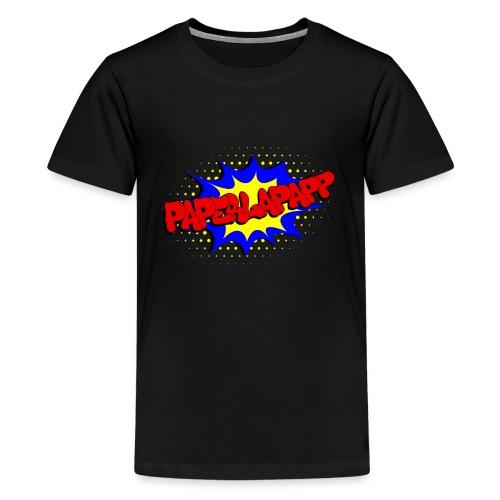 papperlapapp - Teenager Premium T-Shirt