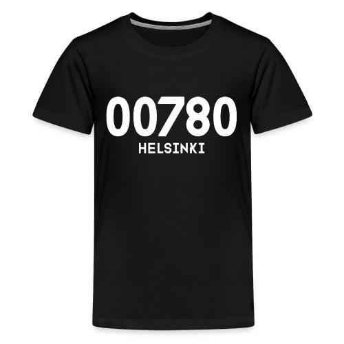 00780 HELSINKI - Teinien premium t-paita