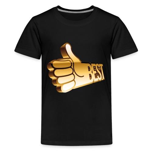 Best - Premium-T-shirt tonåring