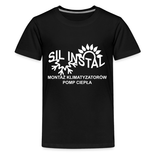sil instal - Koszulka młodzieżowa Premium