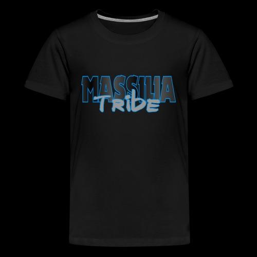 Massilia Tribe Original - T-shirt Premium Ado
