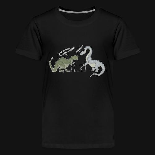 Old dinos - T-shirt Premium Ado
