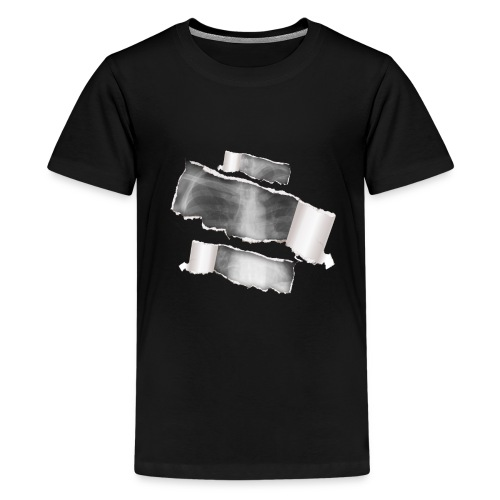 Chest X-Ray - Maglietta Premium per ragazzi