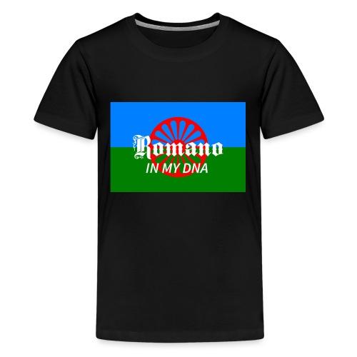 flaglennyinmydna - Premium-T-shirt tonåring