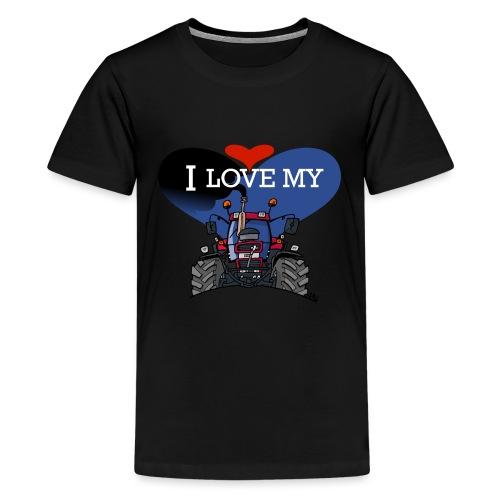 0841 0505 I love my IH - Teenager Premium T-shirt