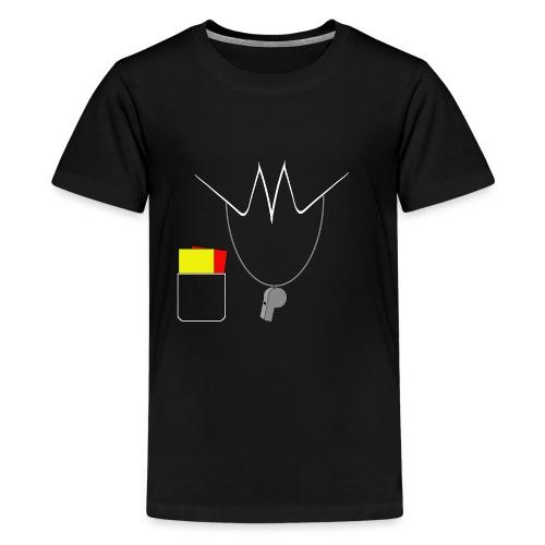 Schiedsrichter - Teenager Premium T-Shirt