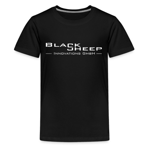 Black Sheep Innovations - Teenager Premium T-Shirt