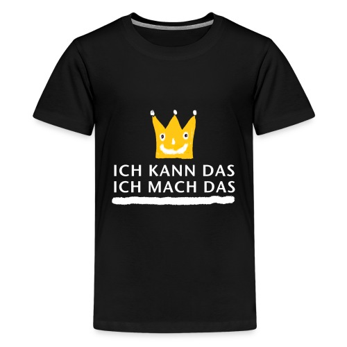 Ich - Teenager Premium T-Shirt