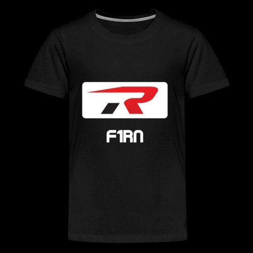 F1RN Design - Teenage Premium T-Shirt