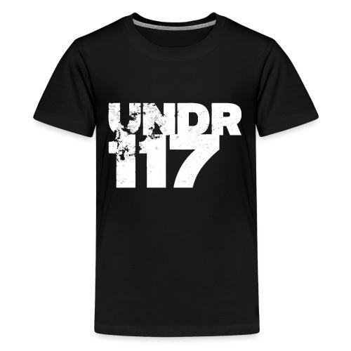 117 big w png - Teenager Premium T-Shirt