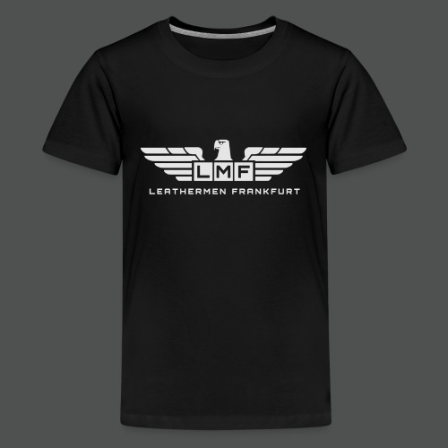 LMF grey - Teenager Premium T-Shirt