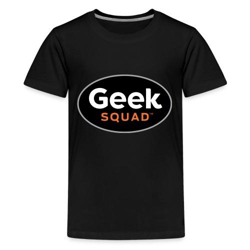 Geek Squad - Teenage Premium T-Shirt