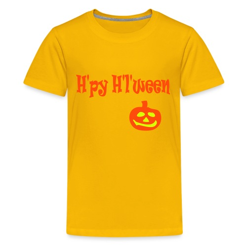 Happy Halloween - Teenager Premium T-Shirt
