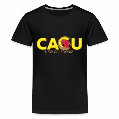 Cagu New Caldeonia - T-shirt Premium Ado