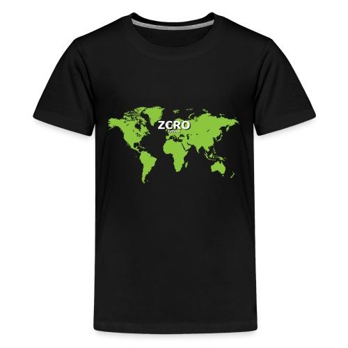 World Z€RO official - Teenage Premium T-Shirt