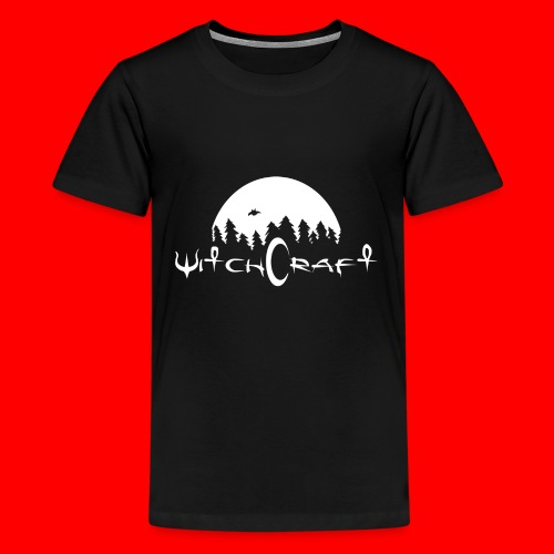witchCraft 2 - Teenage Premium T-Shirt