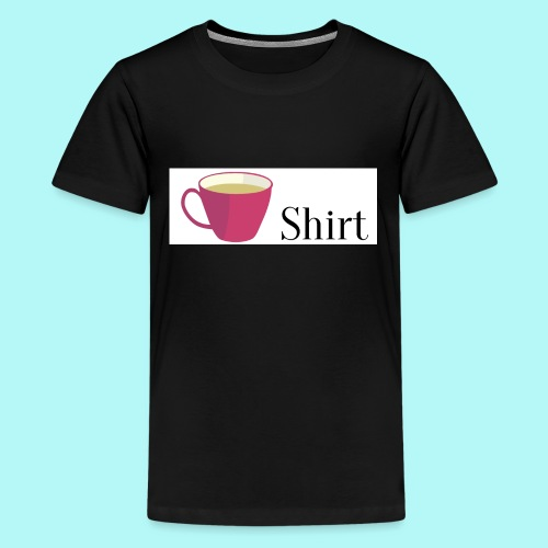 Tea-Shirt - Teenager Premium T-Shirt
