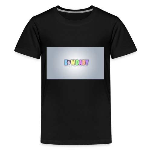 Logo KowDady - T-shirt Premium Ado