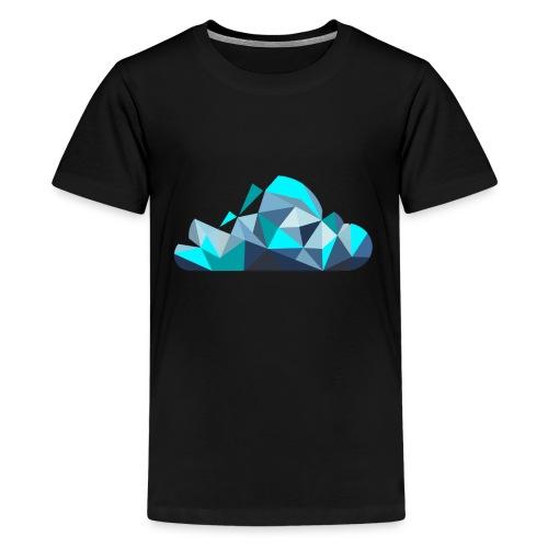'CLOUD' Mens T-Shirt - Teenage Premium T-Shirt
