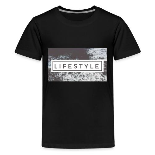 LIFESTYLE - T-shirt Premium Ado