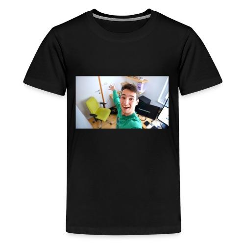 20506 2CWelcome - Teenage Premium T-Shirt
