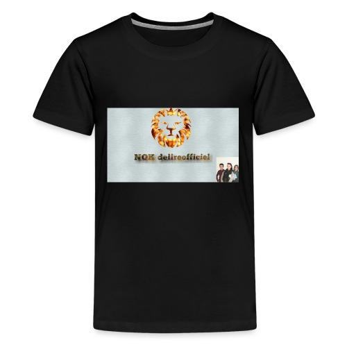 LES NOK - T-shirt Premium Ado
