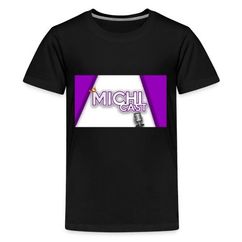 Camisa MichiCast - Teenage Premium T-Shirt