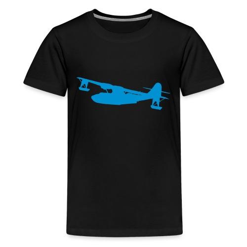 PBY Catalina - Teenage Premium T-Shirt