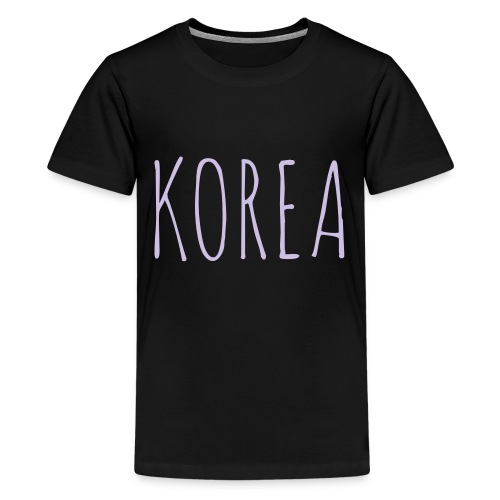 Korea - Limited Edition - Teenage Premium T-Shirt