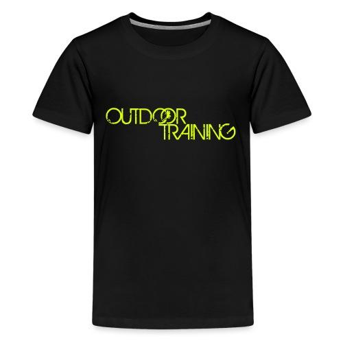 OutdoorTrainingpec - T-shirt Premium Ado
