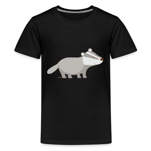 Dachs2 - Teenager Premium T-Shirt