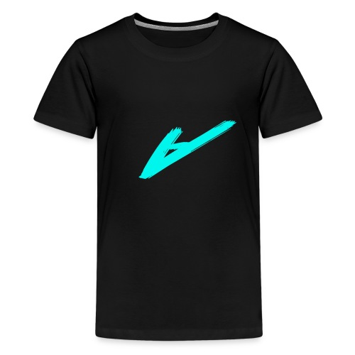 A-Star-Designer - Teenage Premium T-Shirt