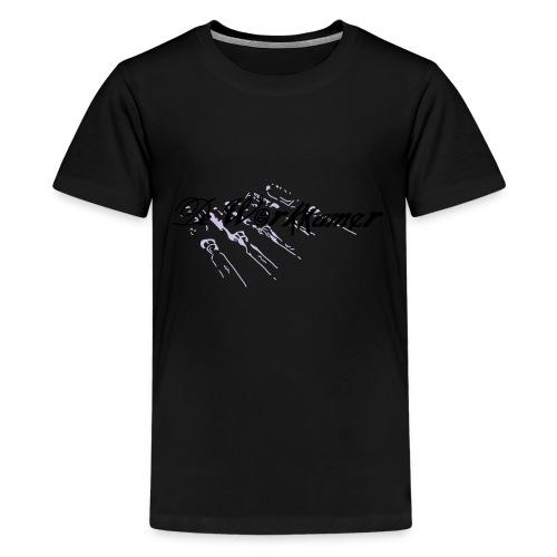 werkkamer edit - Teenager Premium T-shirt