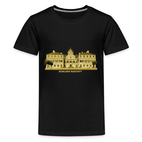 Rastatt Schloss Residenz Barock Baden-Baden - Teenager Premium T-Shirt