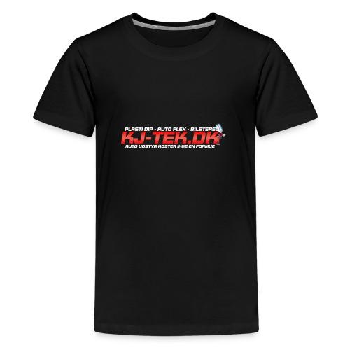 shirtlogo png - Teenager premium T-shirt