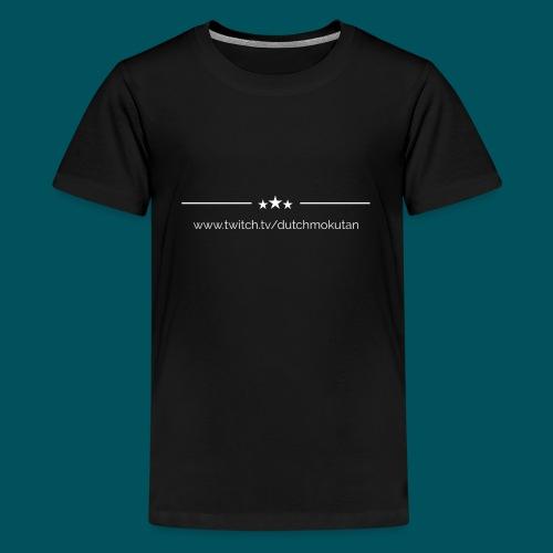 1 png - Teenage Premium T-Shirt